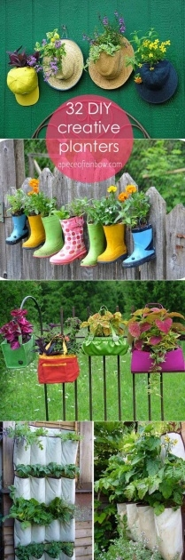 Creative Making Planters Picture