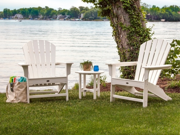Easy Adirondack Chair Front Yard Image