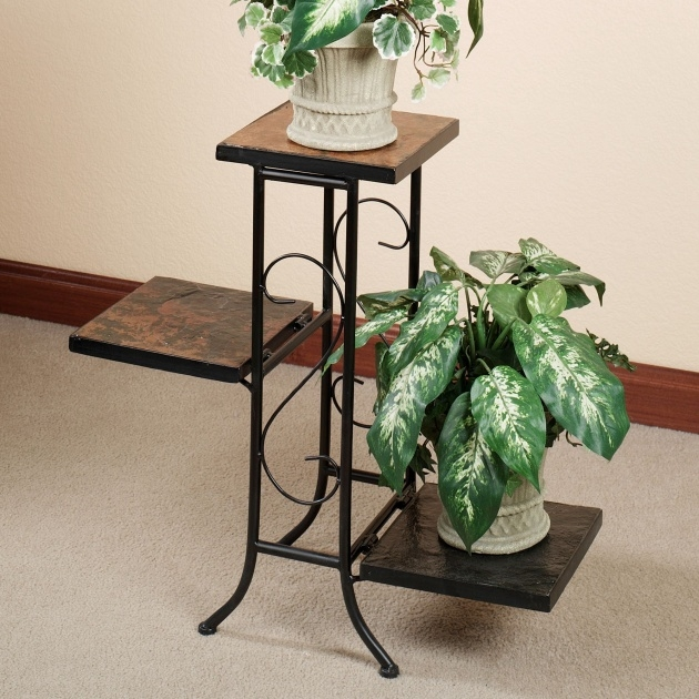Fantastic Outdoor Plant Stand Image