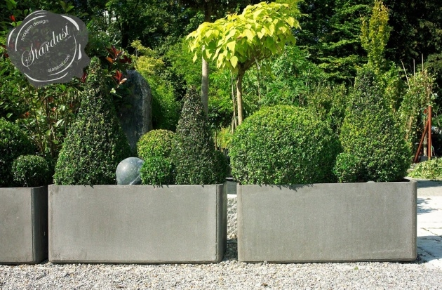 Gallery Of Large Rectangular Planters Picture