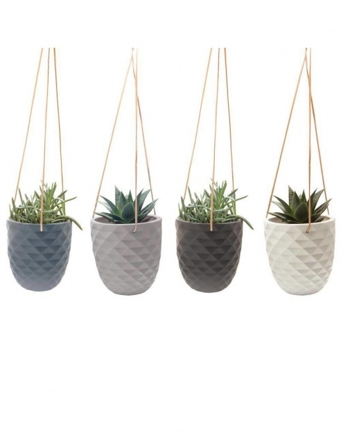 Gallery Of Modern Hanging Planter Picture