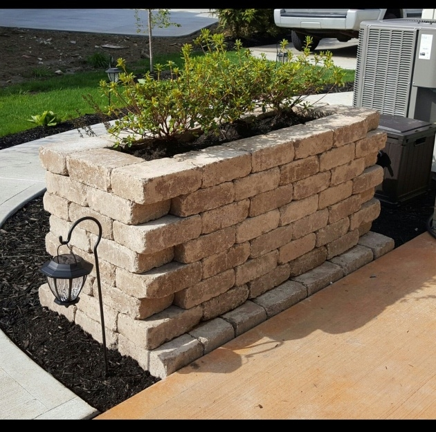 Gallery Of Stone Planter Box Picture