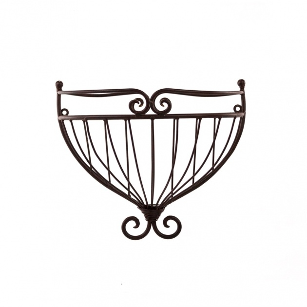 Gorgeous Wire Wall Planter Image