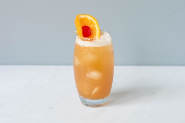 Great Ideas Planters Punch Cocktail Image