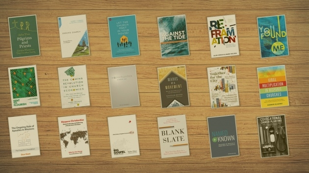 Ideas for Church Planting Books Picture