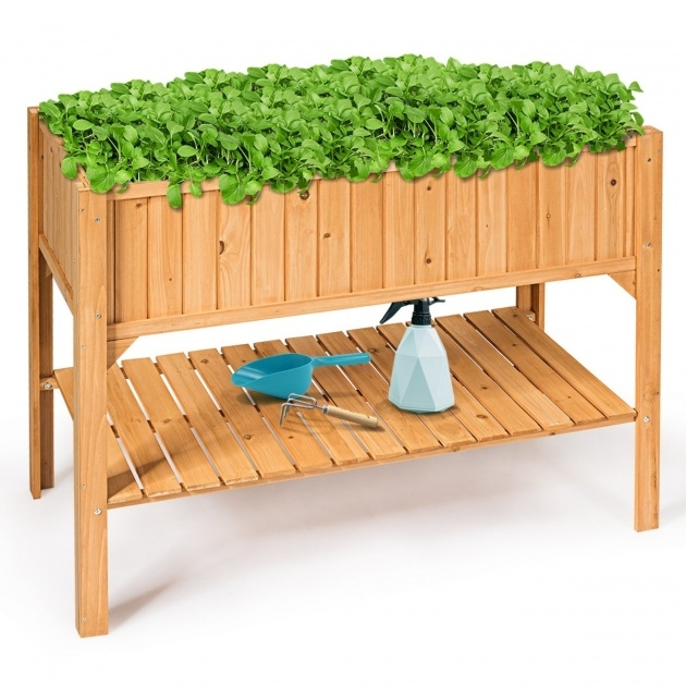 Ideas for Planter Box Stands Outdoor Image