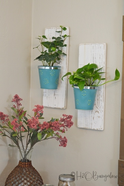 Innovative Wall Hanging Planters Picture