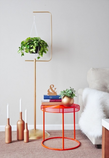 Inspirational Hanging Plant Stand Picture