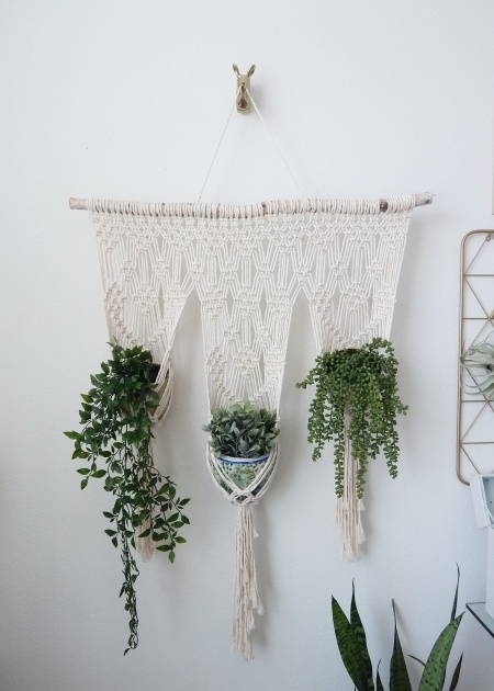 Inspirational Wall Hanging Planters Picture