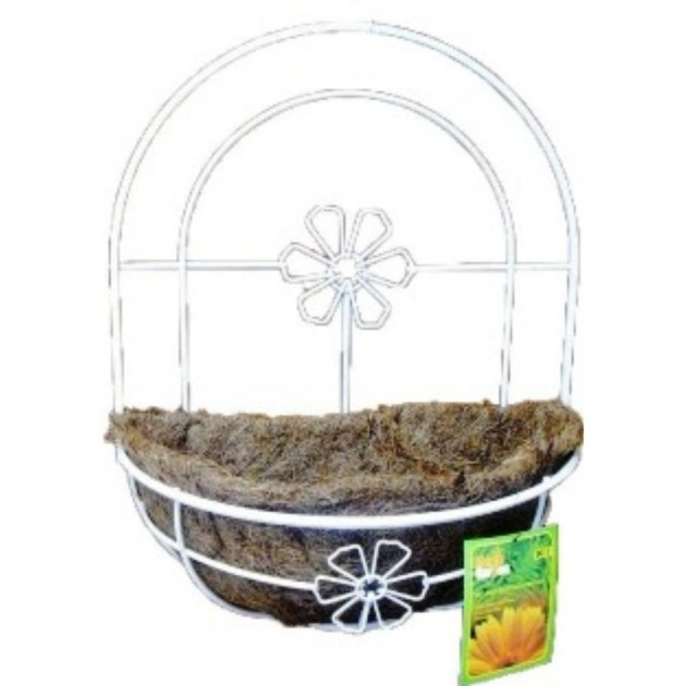 Inspiring Wire Planter Basket Picture