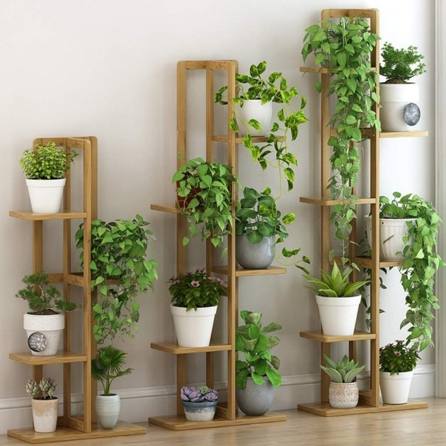 Most Creative Plant Stand Indoor Image