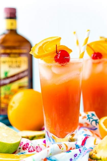 Most Creative Planters Punch Cocktail Picture