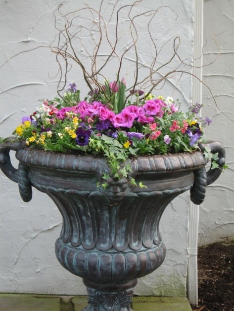 Most Perfect Spring Planter Ideas Photo
