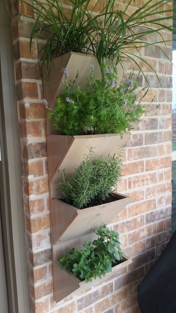 Perfect Large Outdoor Wall Planters Picture