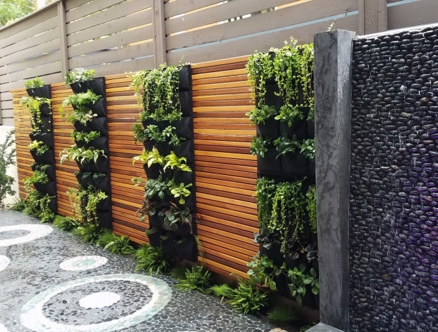 Perfect Outdoor Living Wall Planters Image