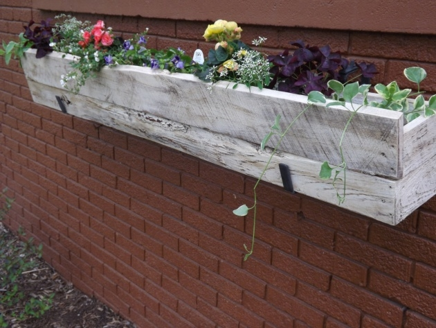 Popular Outdoor Window Box Planters Picture