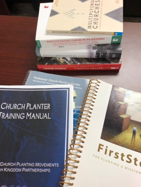 Remarkable Church Planting Books Image
