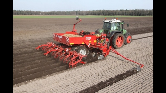 Stylish Grimme Potato Planter Photo