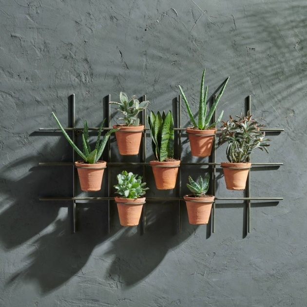 Stylish Wall Hung Planters Picture