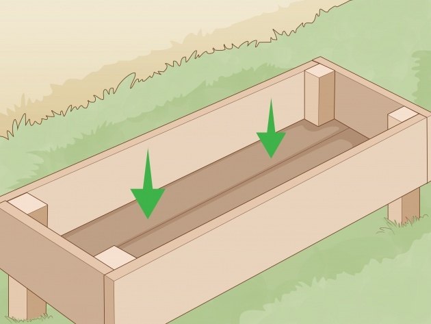 Surprising How To Make A Planter Box Picture