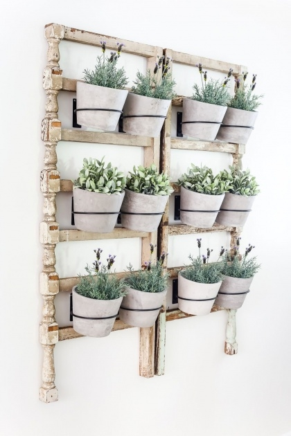 Top Artificial Wall Planters Photo