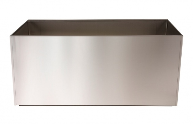 Top Stainless Steel Planters Picture