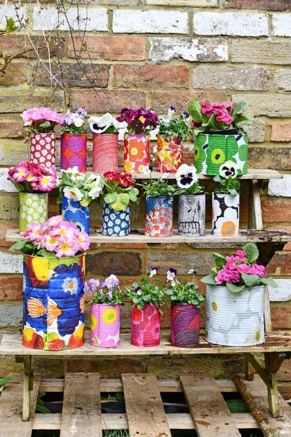 Top Tin Can Planters Image